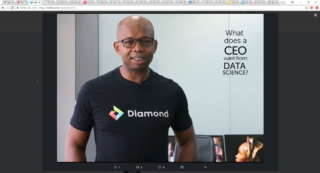 Uzoma Dozie, CEO, Diamond Bank